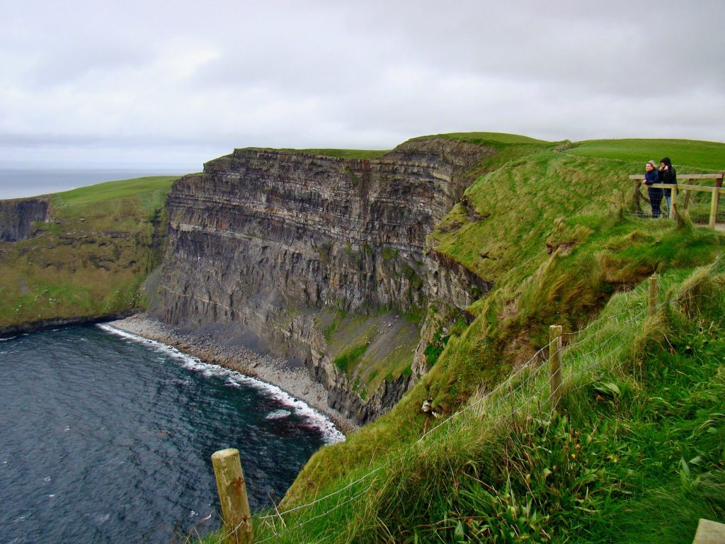 Cliffs of Moher northern view
