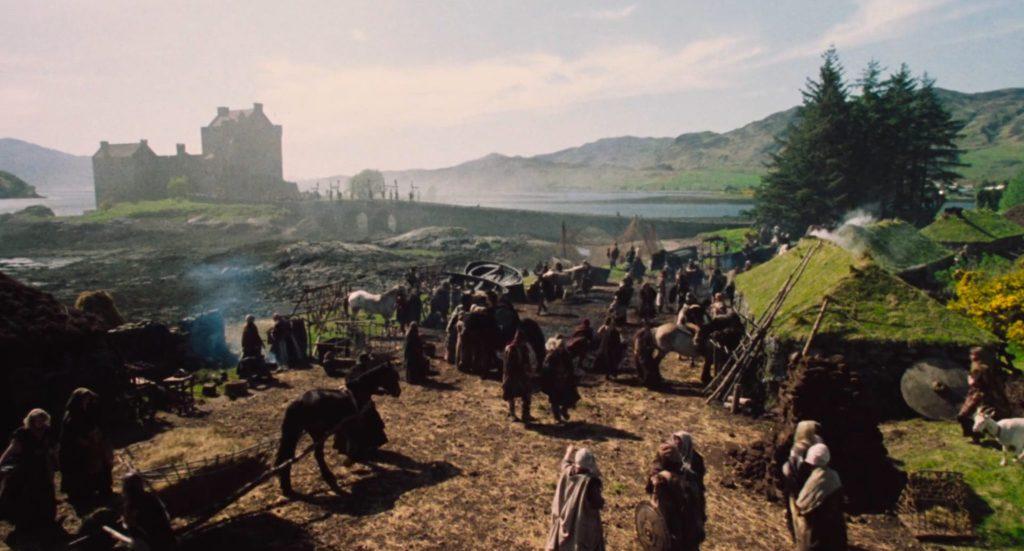 Highlander 1986 Eilean Donan Castle
