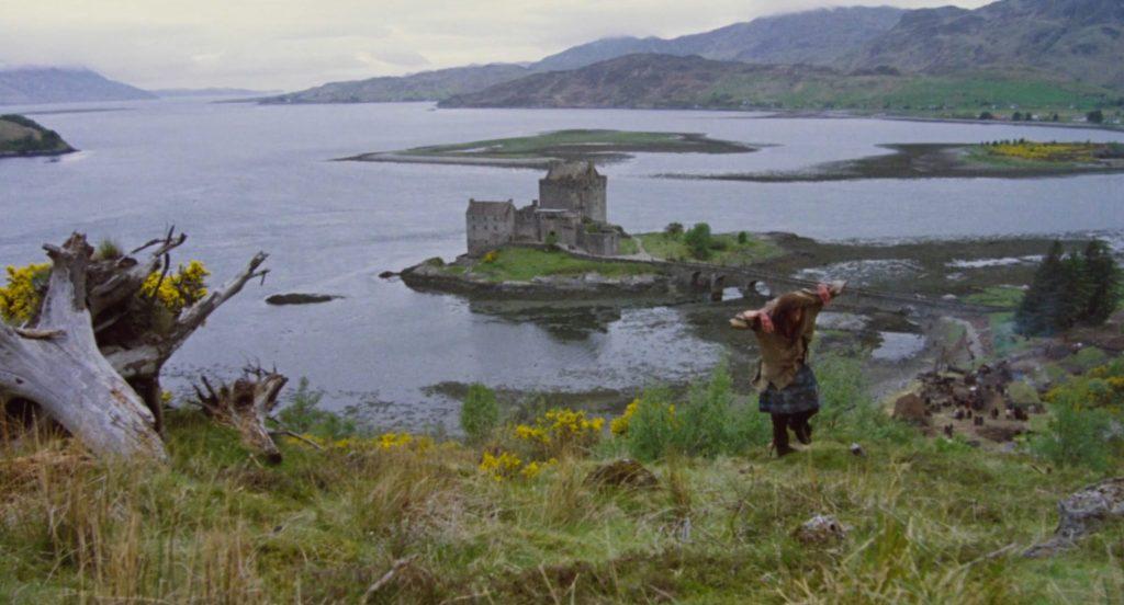 Highlander (1986) Eilean Donan Castle