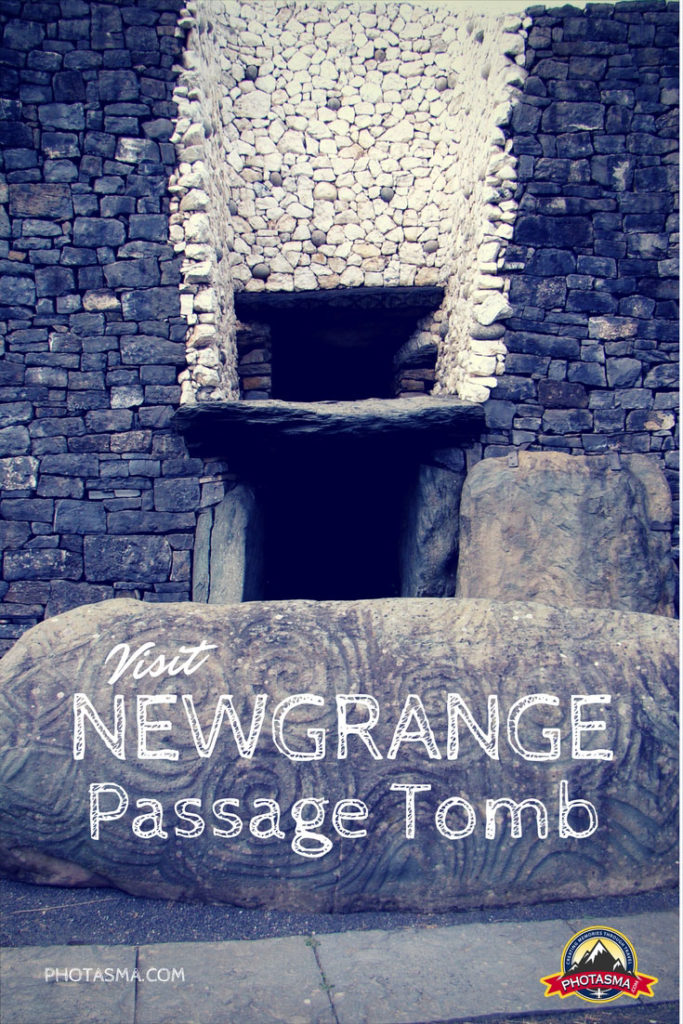 Newgrange, Passage Tomb, Boyne River, Ireland, Travel