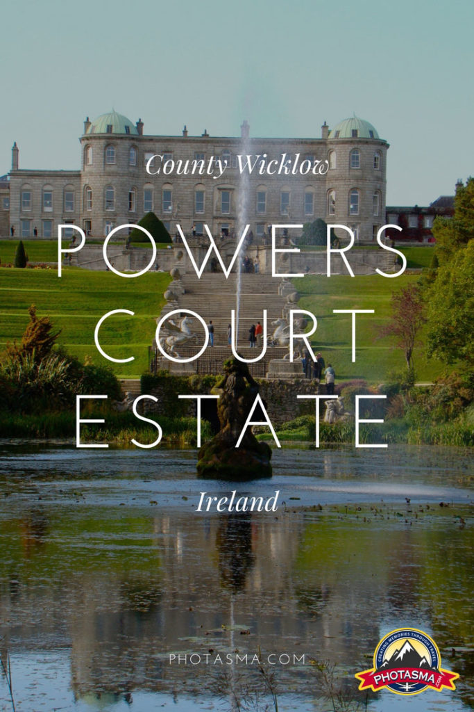 Powerscourt Estate, County Wicklow, Ireland, Travel