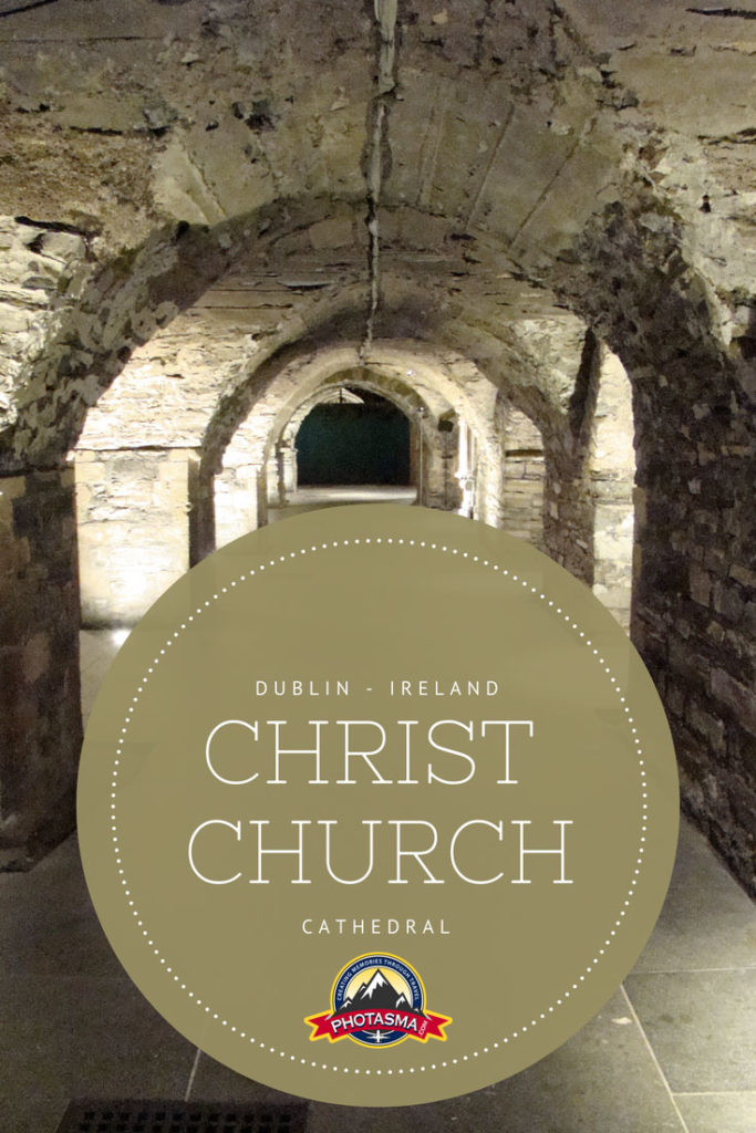 Christ Church Cathedral, Dublin, Ireland, Catacombs, Travel