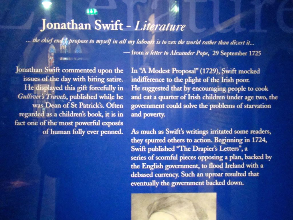 Jonathan Swift - Literature