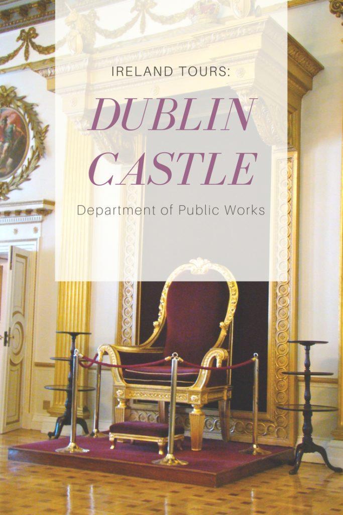 Dublin Castle, Ireland, Travel
