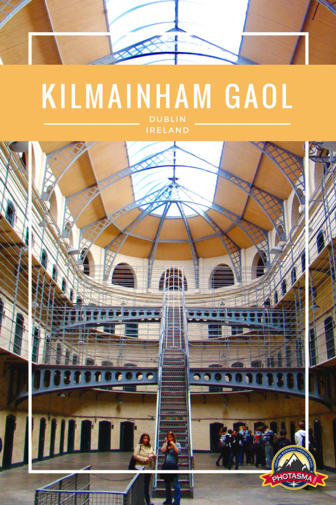 Kilmainham Gaol, Dublin, Ireland, Travel
