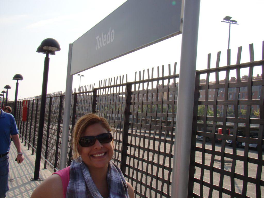 Toledo, Spain, Train, Toledo Spain