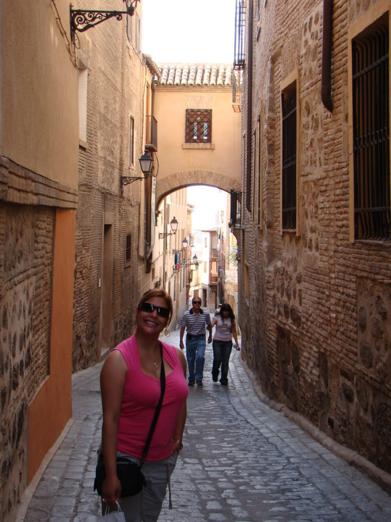 Streets of Toledo, Toledo, Spain, Photasma,Toledo Spain