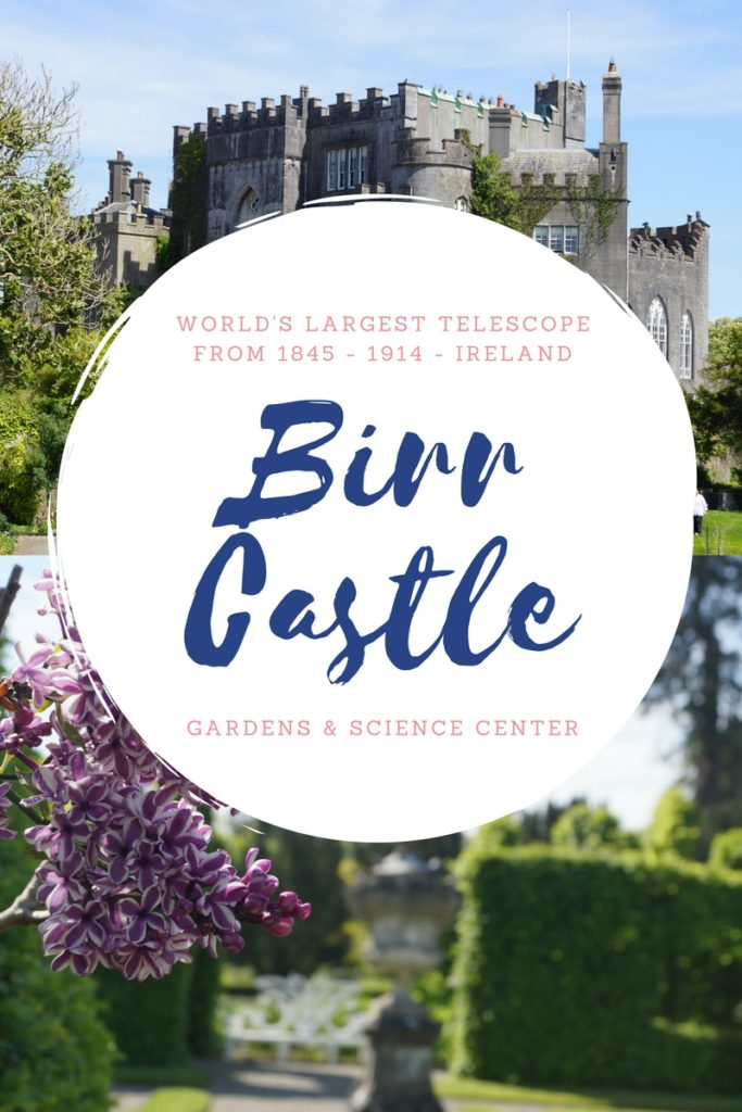 Birr Castle, Gardens, Science Centre, The Great Telescope, Ireland