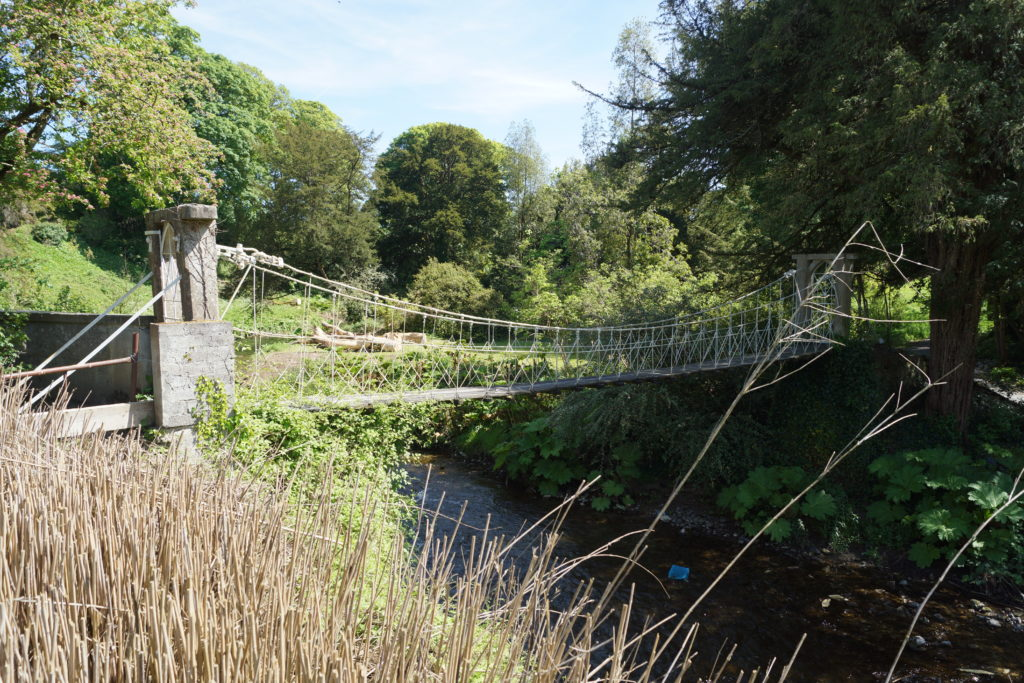 Birr Castle, Bridge, Gardens, Ireland
