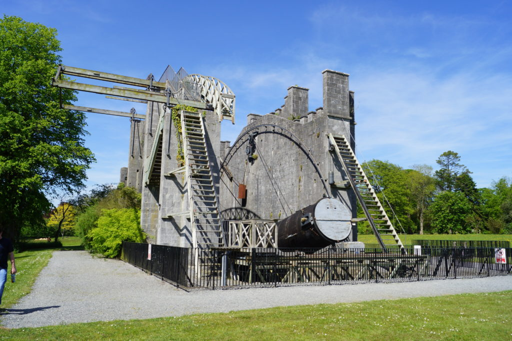 Birr Castle, The Great Telescope, Ireland
