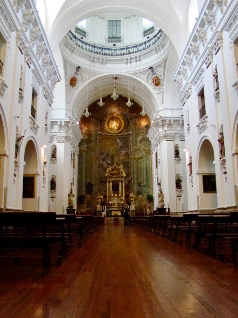 Toledo, Spain, Iglesia de San Ildefonso, Ildefonso,Toledo Spain