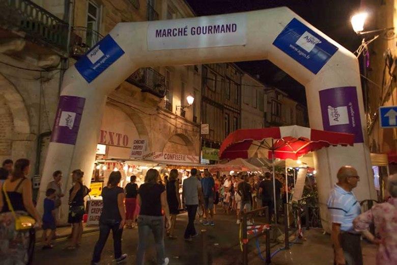 Marché Gourmant