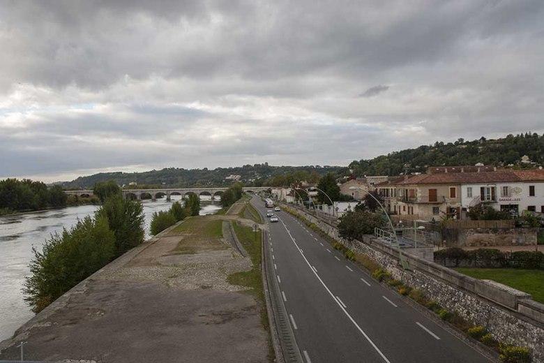 Promenade du Gravier- les Quais