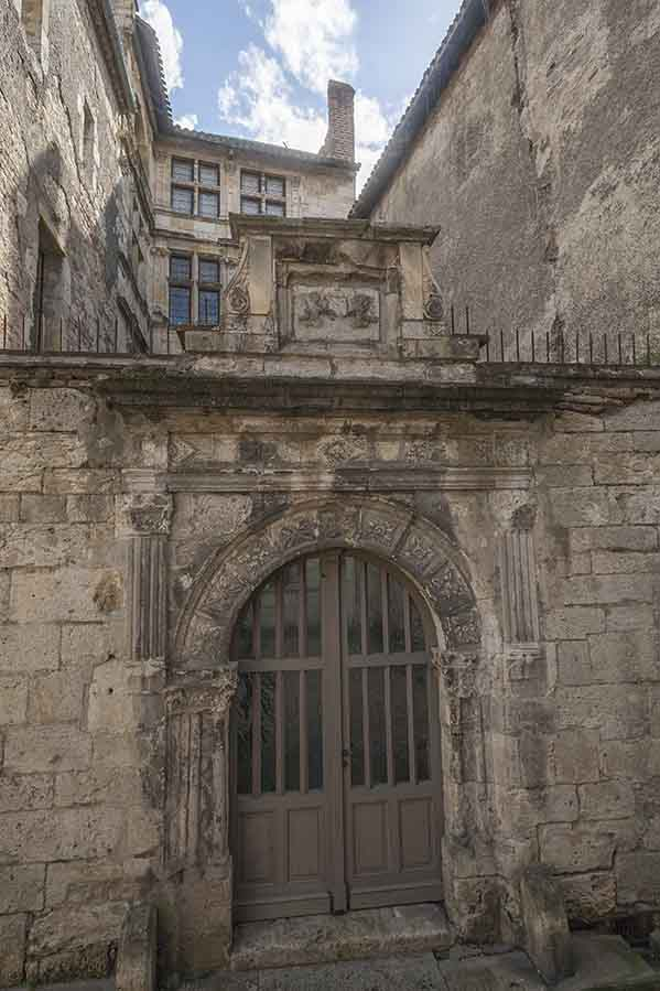 Hôtel de Vaurs rue des juifs