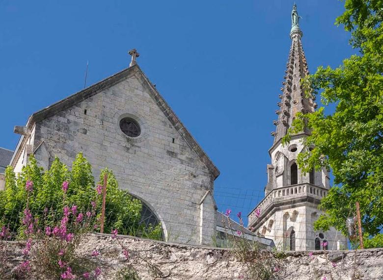 L'église de l'Ermitage