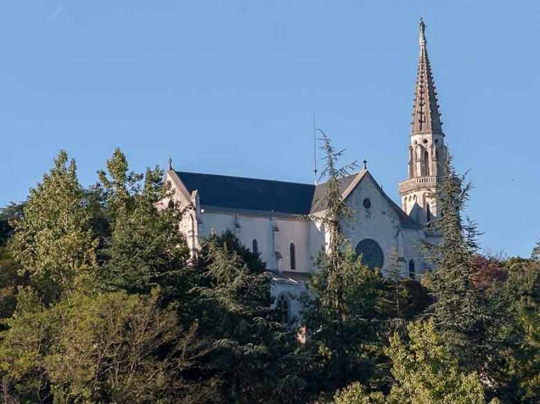 Eglise Ermitage à Agen