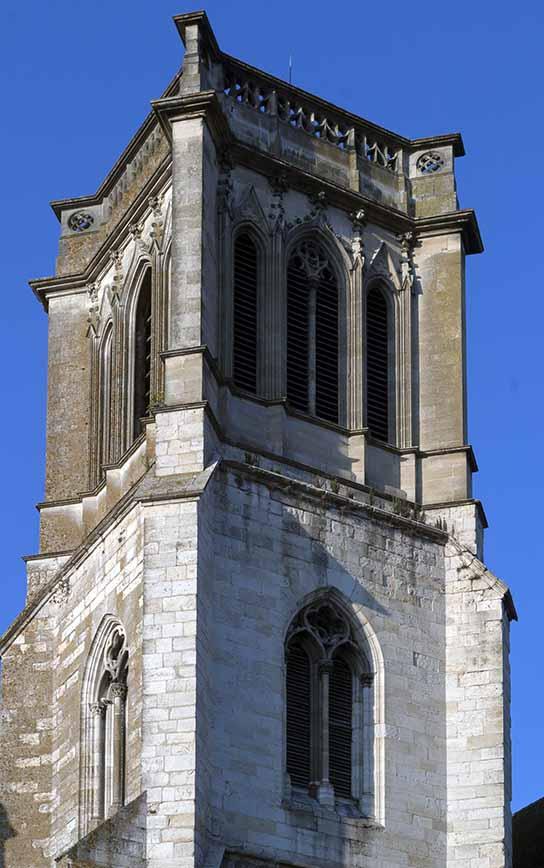 Cathédrale Saint-Caprais-Clocher-