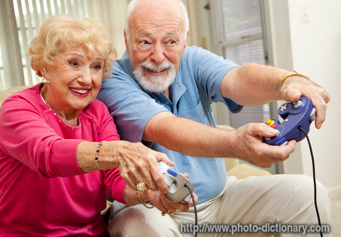 senior couple photo picture definition senior couple word and phrase image