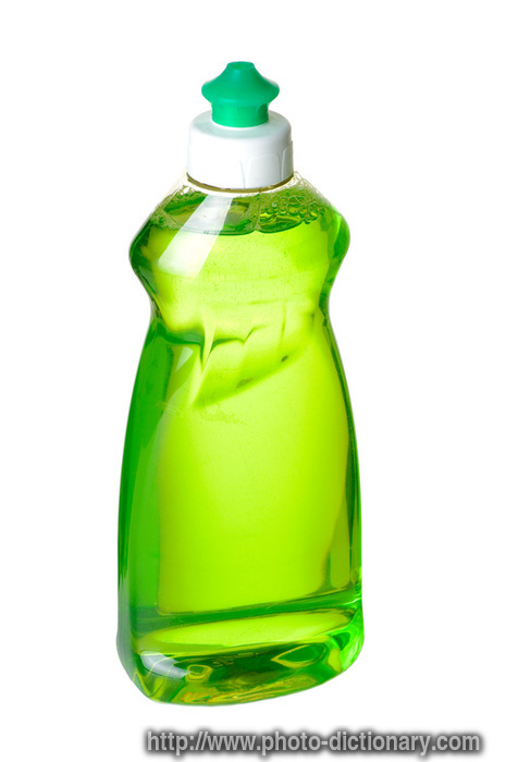 liquid soap - photo/picture definition at Photo Dictionary ...