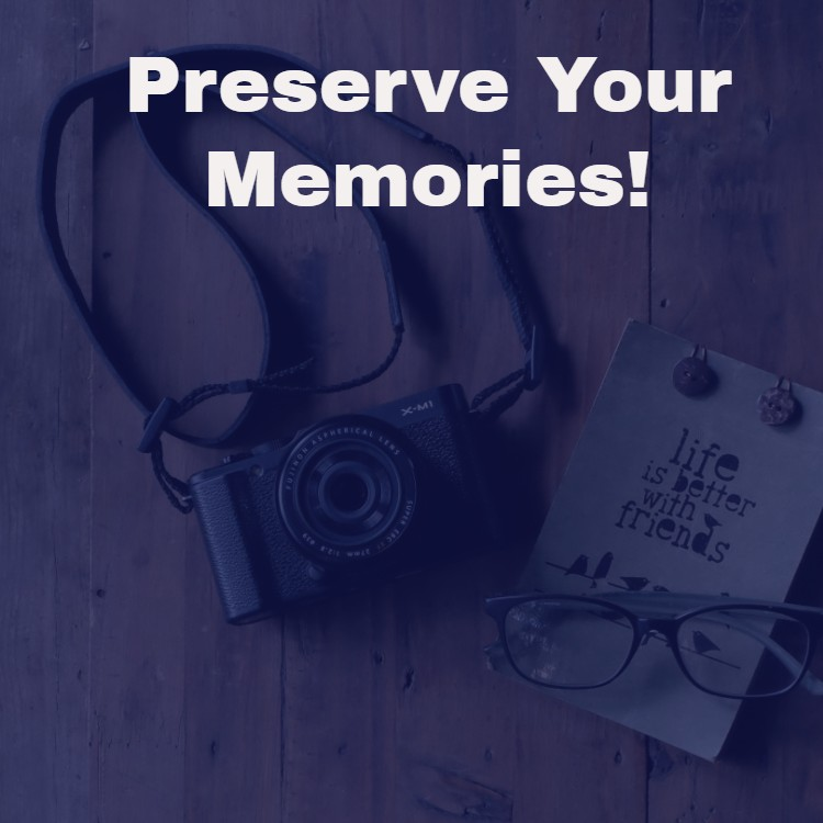 how to scan photos to save memories