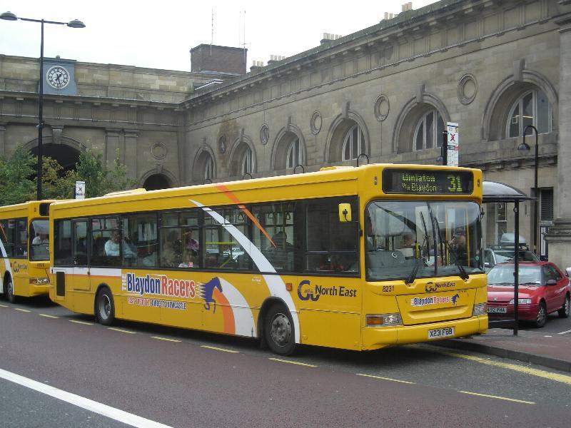 Go Northern - bus liveries - Newcastle on ( ̄︶ ̄)↗  id=77770