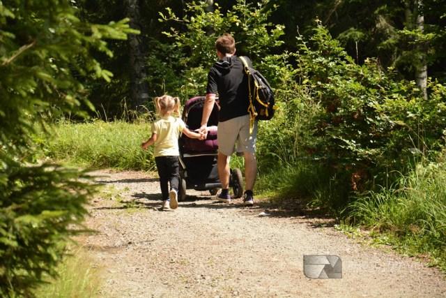 Z dziećmi w górach. Jak zwiedzać góry z dziećmi