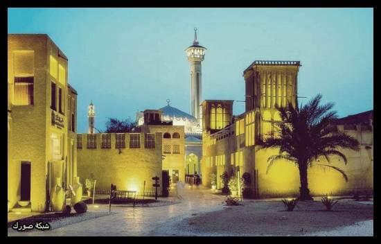 حي-البستكية-في-مدينة-دبي
