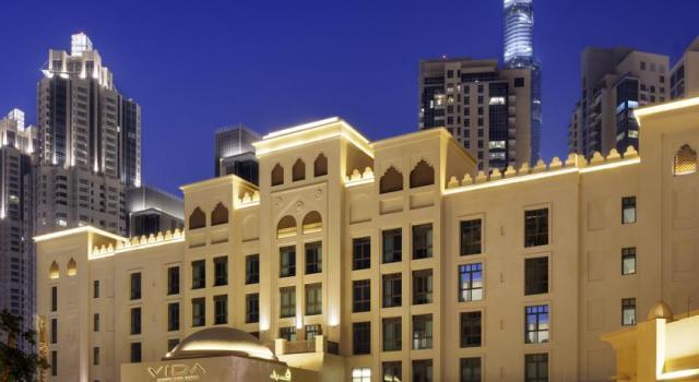فندق فيدا داون تاون دبي من افضل فنادق بالقرب من دبي مول