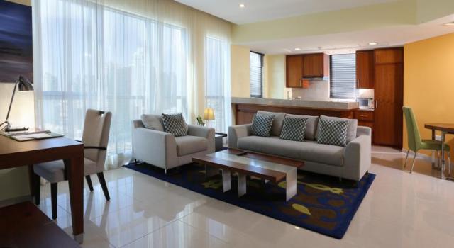 رامادا داون تاون دبي من افضل شقق فندقية في دبي قريبة من دبي مول