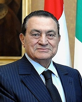 وفاة حسني مبارك يتصدر تويتر في السعودية