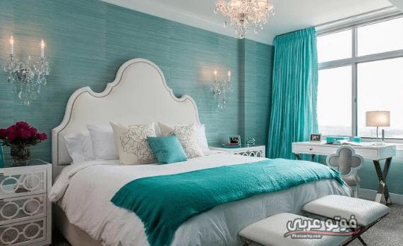 دهانات غرف نوم 2019 فوتو عربي