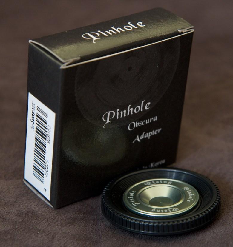 Rising Pinhole