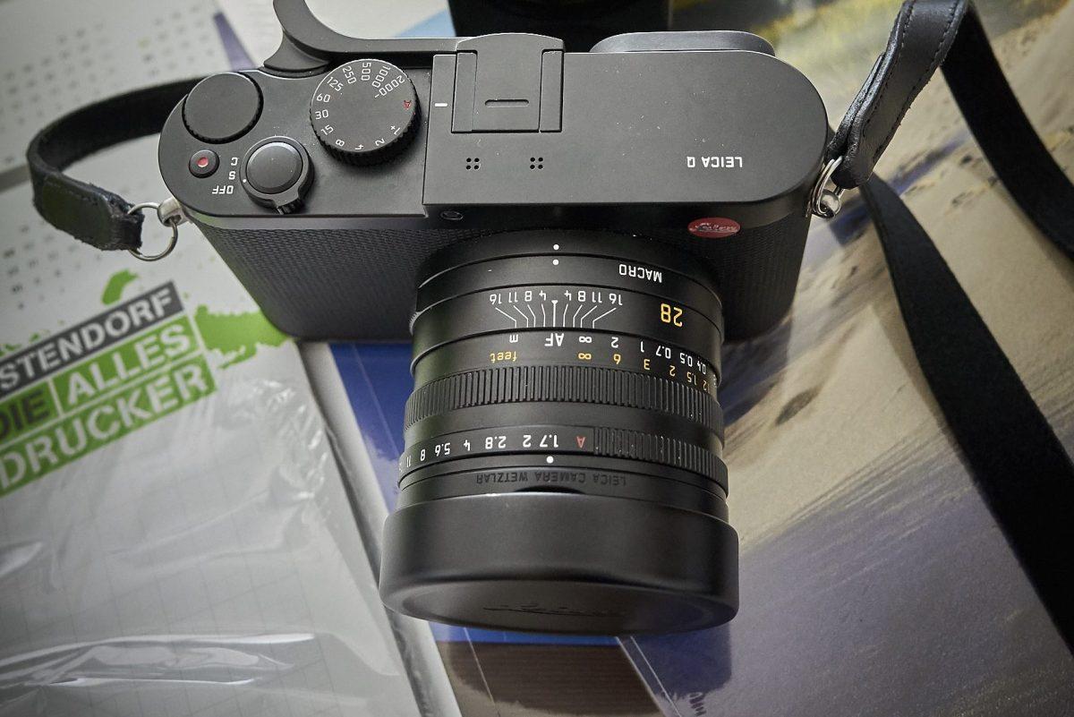 Warum ich mir die Leica Q nicht kaufen würde und werde