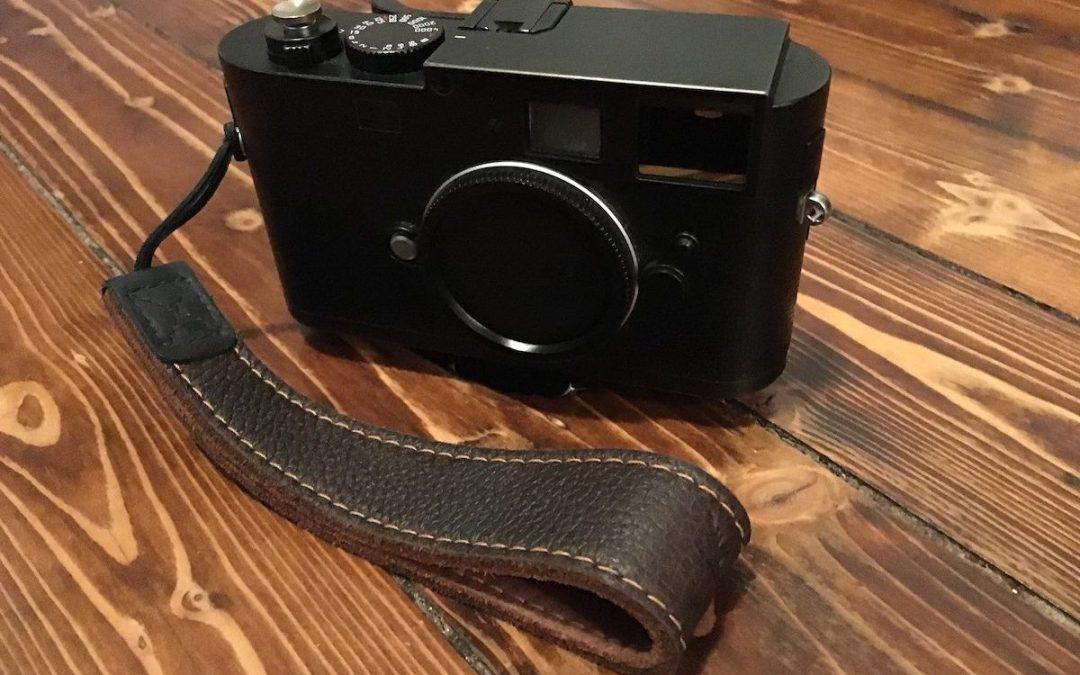 Ein kleiner Spaziergang mit der Leica M Monochrom