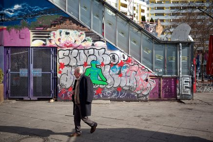 Morgens in Berlin
