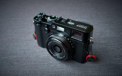 Meine Fuji X100F