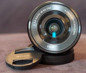Sony SEL-P 1650 OSS