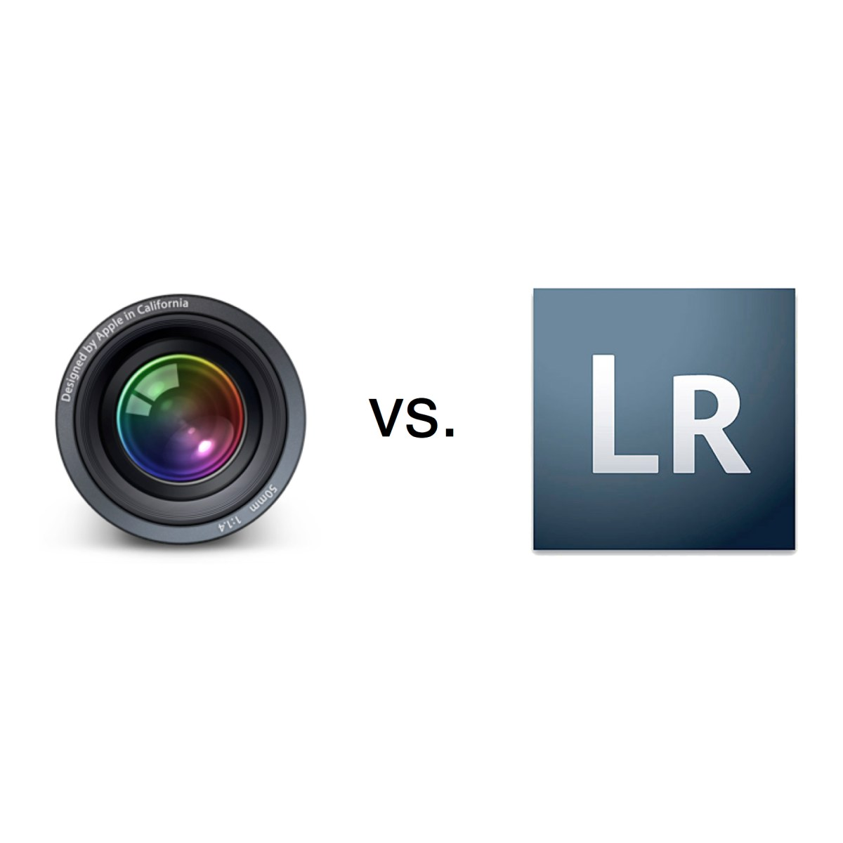 Aperture oder Lightroom?