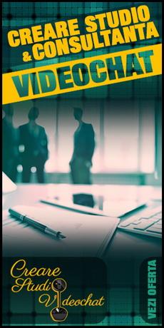 creare studio videochat