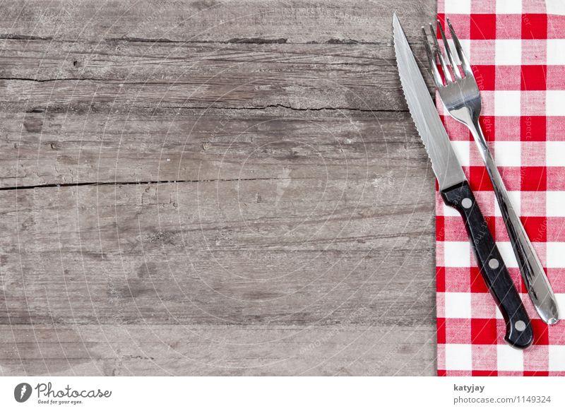 Holz Hintergrund Mit Tischdecke Ein Lizenzfreies Stock