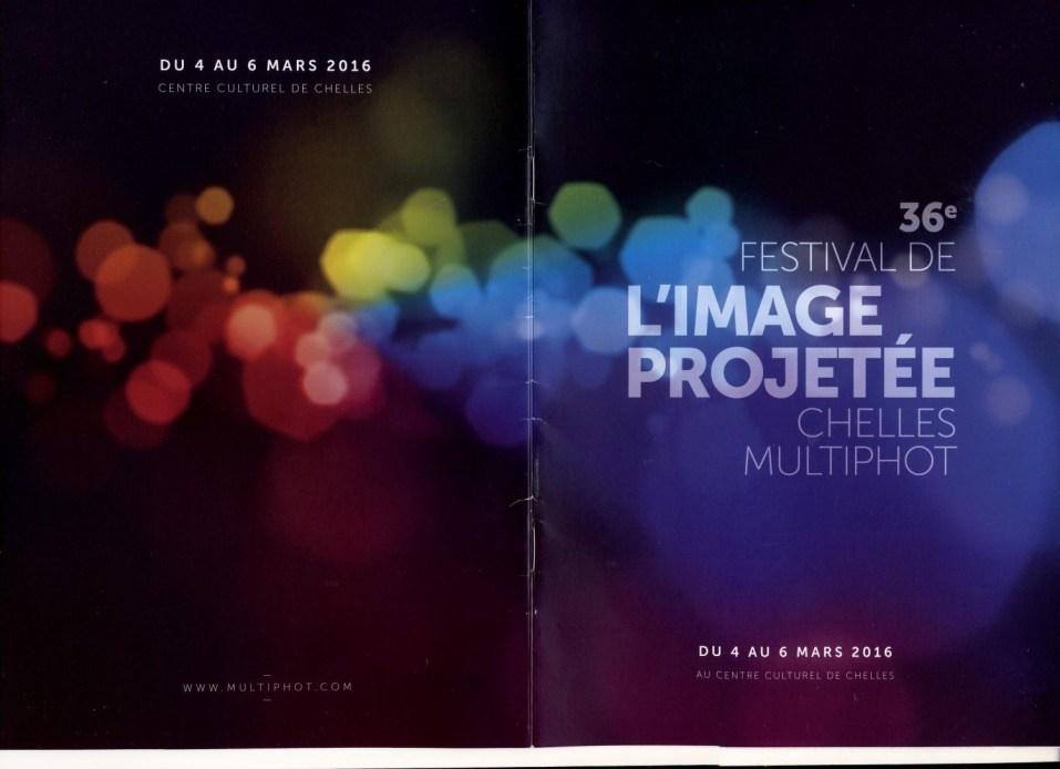 Festival de l'image projetée 2016