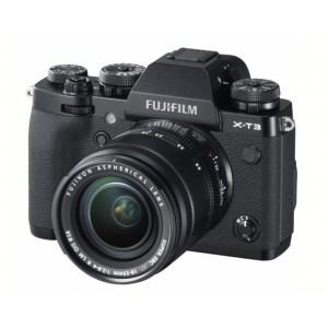 Fuji XT3 18-55