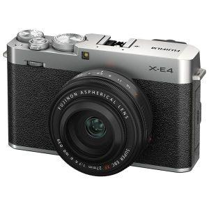 Fujifilm X-E4 27mm