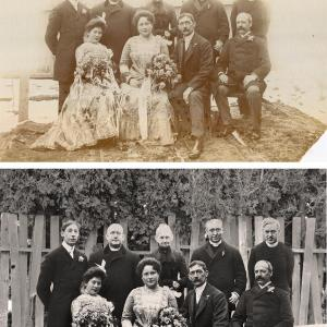 Photo Restoration Example Image
