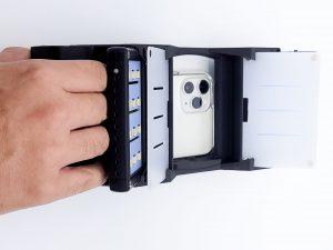 VPR with Unigrip in hand