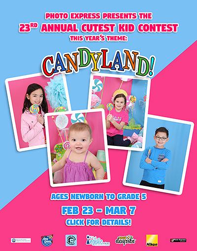 Cutest Kid Photo Contest 2017 Maple Ridge