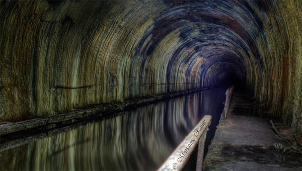 Tunnel van godarville