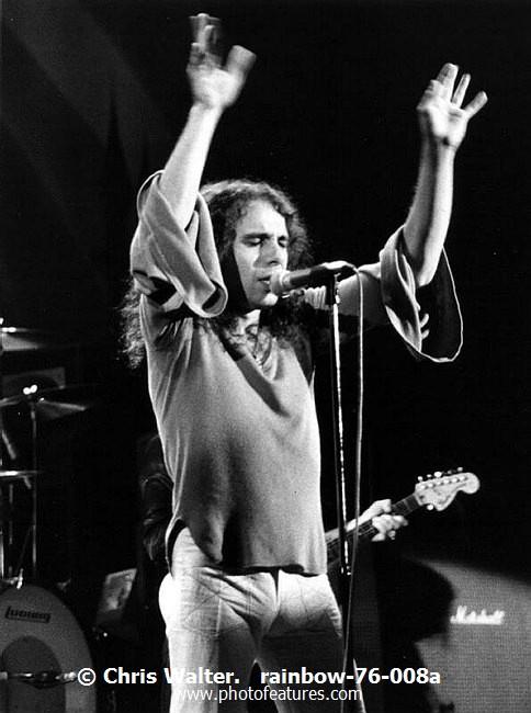 Ronnie James Dio History