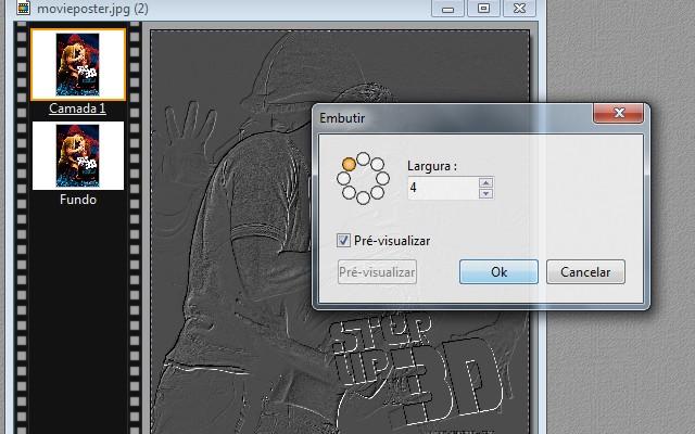 Como criar efeito 3D em imagens