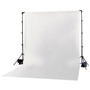 Muslin Backdrop 10x12' White